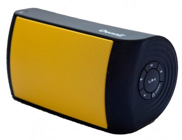 Parlante Portátil Bluetooth Oontz - Cambridge Soundworks color amarillo
