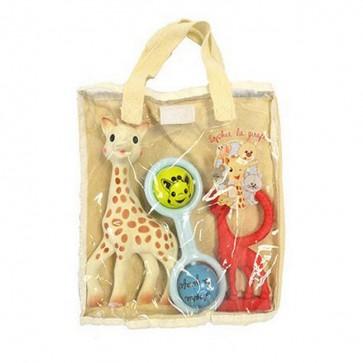 Pack Sophie la Girafe Set de Regalo Surtido