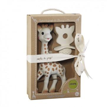 Pack Mordedor Sophie la Girafe y Goma Masticable