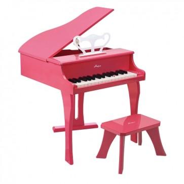 Piano De Cola Rosado Hape
