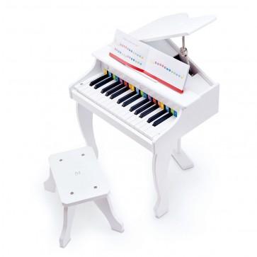 Piano Deluxe Blanco Hape