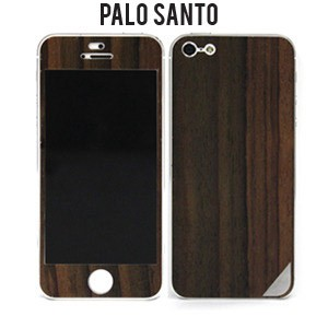 Palo Santo Skin iPhone 5/5s Madera - Patchworks