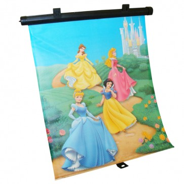 Pantalla para Automóvil Retráctil Princesas - Disney