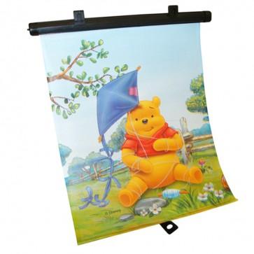Pantalla para Automóvil Retráctil Winnie the Pooh - Disney
