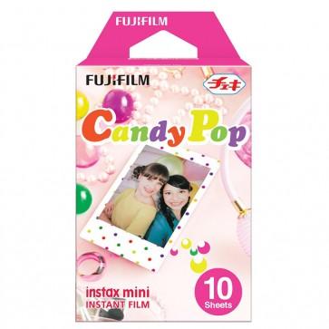 Papel para cámara Instax Mini con Diseño Candy Pop - Fujifilm