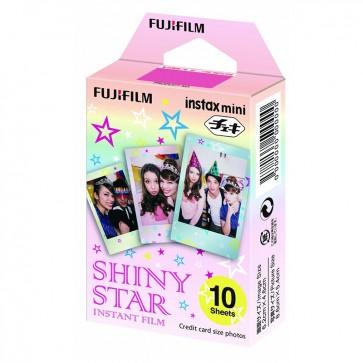 Papel Intax Mini 10 Diseño Estrellas - Fujifilm