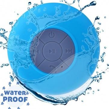 Parlante Bluetooth contra agua para ducha, baño, piscina, outdoor
