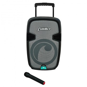 Parlante Karaoke con Microfono Inalambrico Bluetooth Fiddler