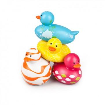 Pato de Baño, un entretenido juguete de baño - Boon 4