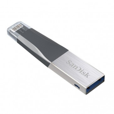 Pendrive SanDisk iXpand Mini para iPhone y iPad 64GB