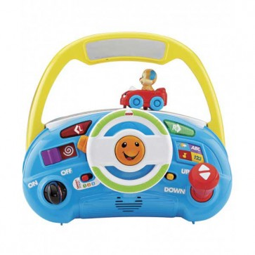 Perrito Maneja conmigo Fisher Price