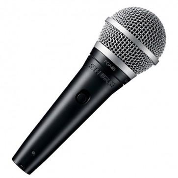 Microfono de Mano Shure PGA48XLR