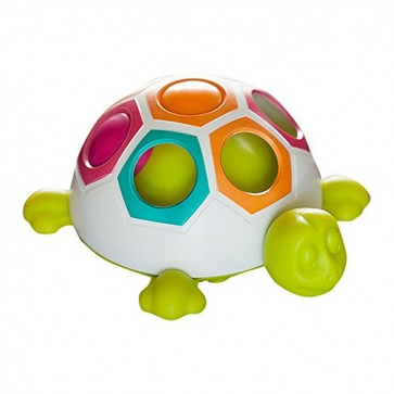 Tortuga de Aprendizaje Pop N Slide Shelly Fat Brain Toys 1