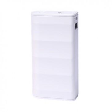 Power Bank 4000 mAh - Fujitel Blanco