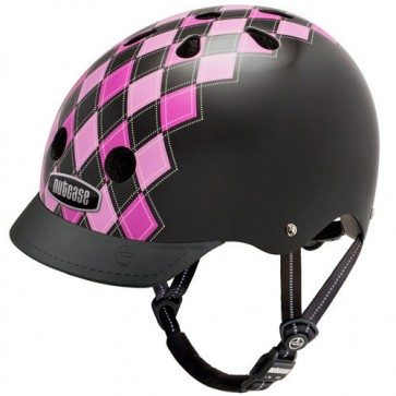 Casco Preppy Pink  - Nutcase