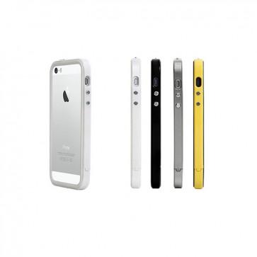 Carcasa Bumper + Lámina Protectora - Iphone 5 / 5s - Colorant
