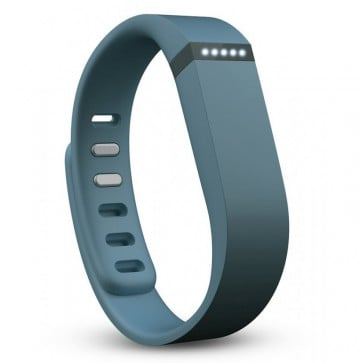 Pulsera Flex de Fitbit Chile Color Azul Pizarr
