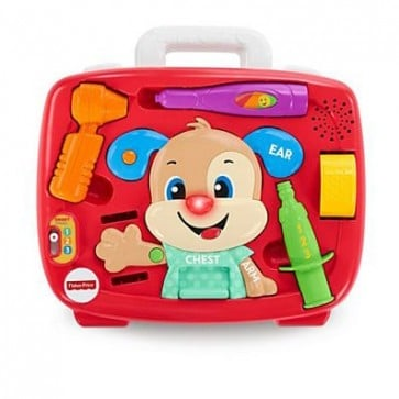 Perrito Botiquin Medico Fisher Price 1