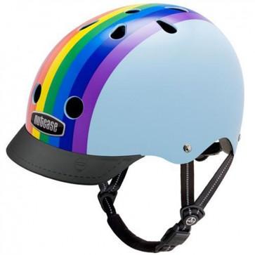 Casco Nutcase Rainbow Sky 1