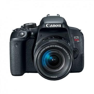 Canon EOS Rebel T7i + Lente EF-S 18-55 IS 7