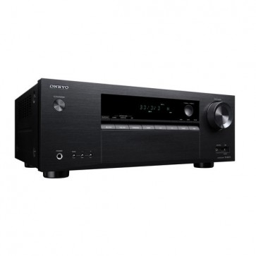 Receiver Onkyo TX-SR373 con 5.2 canales Audio y Video 4k