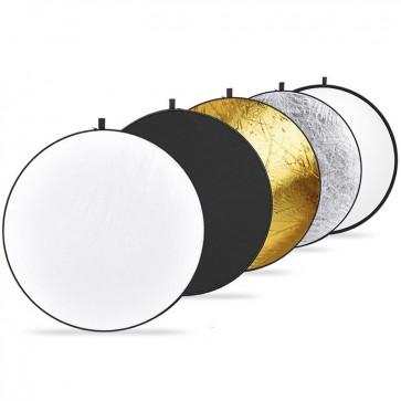 Reflector de 80cm 5 en 1 Neweer 3