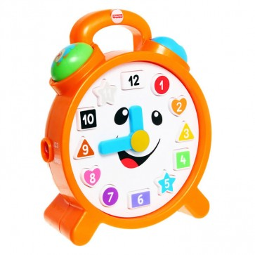 Reloj Aprende a Contar - Fisher Price 1