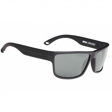 Lentes de sol Spy Rocky -spy-matte-black-happy-grey-green