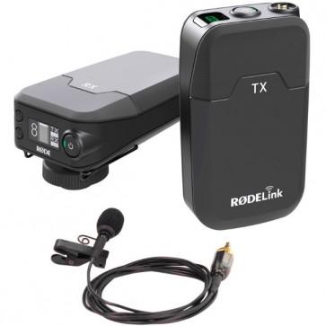 Rode Link Filmmaker Kit con Microfono Lavalier