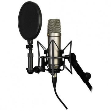 Microfono de Estudio Completo Rode NT1-A