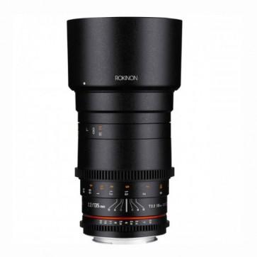 Rokinon Cine DS 135mm T2.2 Telephoto Cine Lente para Canon EF