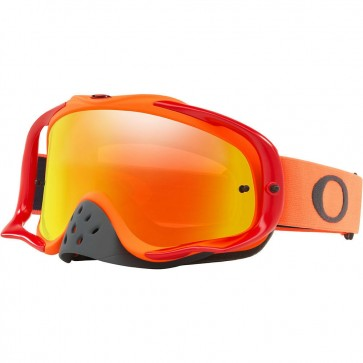 Antiparras Oakley MX Crowbar Red/Orange Motocross