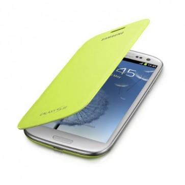 Samsung Flip Cover Galaxy S3-Verde Limon