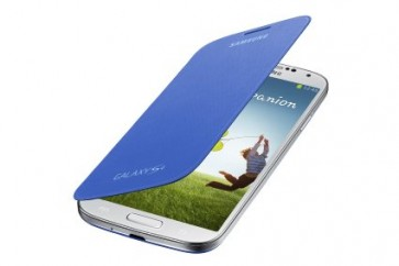 Samsung Flip Cover Galaxy S4 - azul