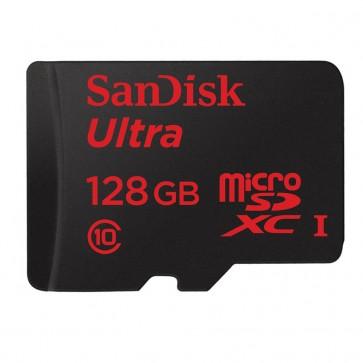 Memoria Micro SD 128 Gb Sandisk Ultra 80 Mbs - Sandisk