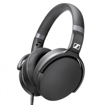 Audifono Sennheiser HD 4.30i para Iphone negro 1