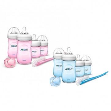 Set de Mamaderas para Recien Nacido Avent