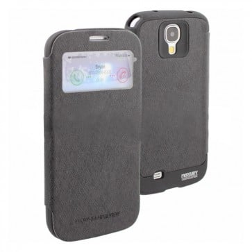 Carcasa Bumper View Galaxy S4 - Mercury