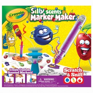 Silly Scents Maker Crayola