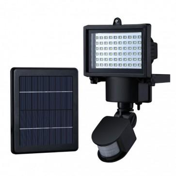 Foco LED solar de movimiento con 60 LED 480 lumenes Mpow
