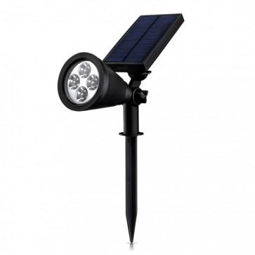 Luz LED Solar Jardin Mpow 4