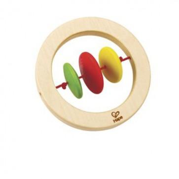 Sonajero de madera Twirler - Hape 1