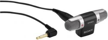 Microfono Stereo de Condensador Electret - ECM-DS70P - Sony