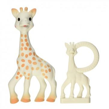 Sophie la Girafe + Mordedor de Vainilla 5