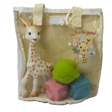 Set de regalo para bebé - Sophie la Girafe