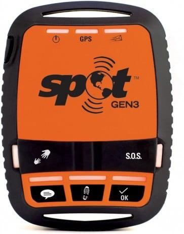 Spot 3 - Sistema de Mensajeria y GPS