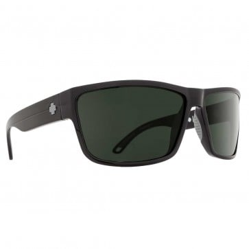 Lentes de Sol Spy Rocky Black Happy Gray Green