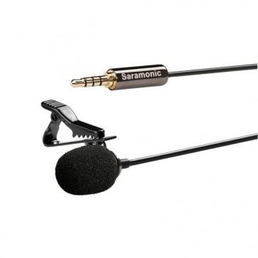 Micrófono Lavalier para iOS y Android Saramonic 4