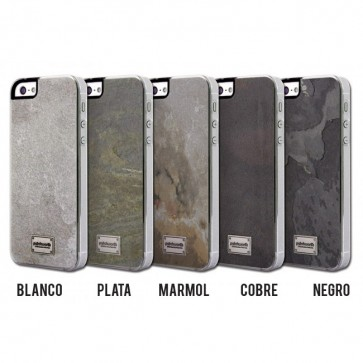 Carcasa iPhone 5/5s Diseño Piedra - Patchworks (