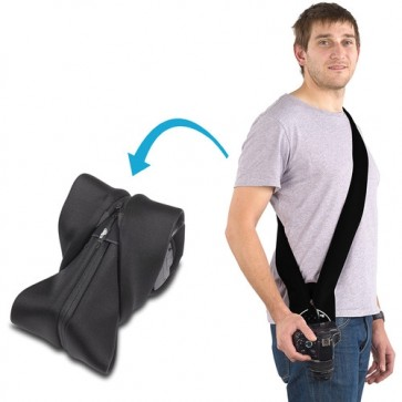 Strap and Wrap para Camaras DSLR Miggo 1